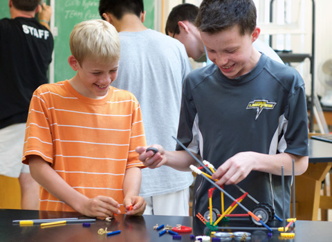 Scott-Free Scholarships Available for Engineering Summer Camps